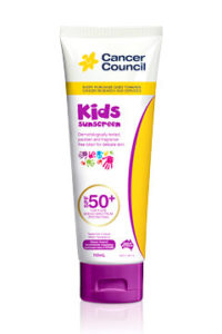 Kids SPF50+ Sunscreen