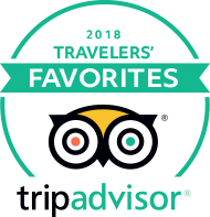 2018 Traveler's Favorites tripadvisor